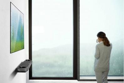 Découvrir le processus de conception du LG SIGNATURE OLED TV W à partir de son écran