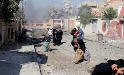 Irak : trois morts dans un attentat suicide à mossoul