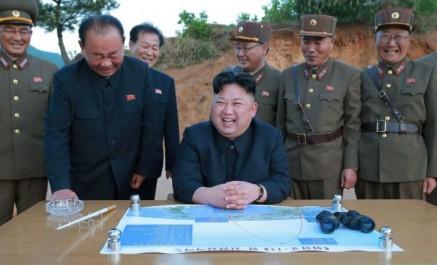 La corée du nord affirme avoir tiré un nouveau type de missile