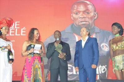 Nuit du football africain: Rabah Madjer et Lakhdar Belloumi honorées à Ouagadougou