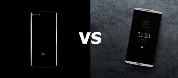 One plus 5 vs Xiaomi Mi6 : La guerre des flagships killers!