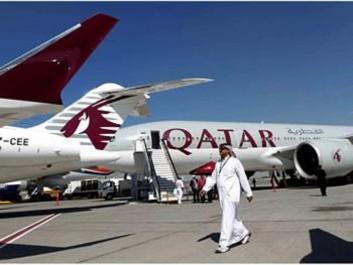 La crise du golfe s'est percutée sur les vols de Qatar Airways: Panique chez les pèlerins!