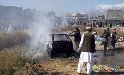 Pakistan : 11 morts dans un double attentat sur un marché à parachinar