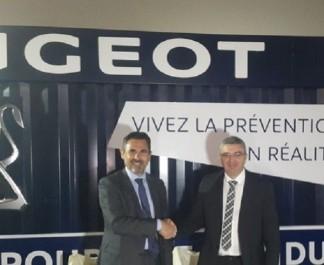 Peugeot Algérie et le CNPSR unis pour la prévention et la sécurité routière