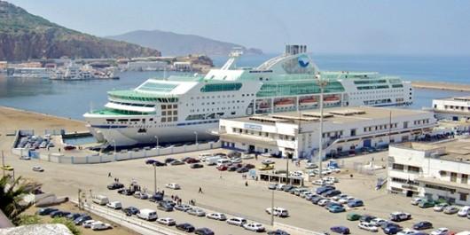 Port d'Oran: Un pistolet dans les bagages d'un émigré