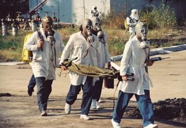 """Soupçons d'attaque chimique en Syrie: La France et les USA se préparent """"à une réponse commune"""""""