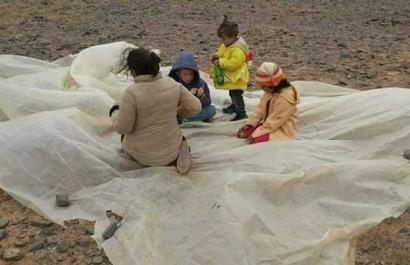 Maroc- Le calvaire des réfugiés syriens bloqués à Figuig prend fin… enfin!