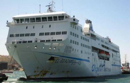 Algérie: Lancement de la première desserte maritime Mostaganem-Barcelone