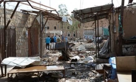 Yémen : au moins six morts dans un attentat au nord du pays