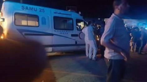 Collision entre un camion-poubelle et 7 véhicules à Constantine : 1 mort et 11 blessés à la cité Benchergui