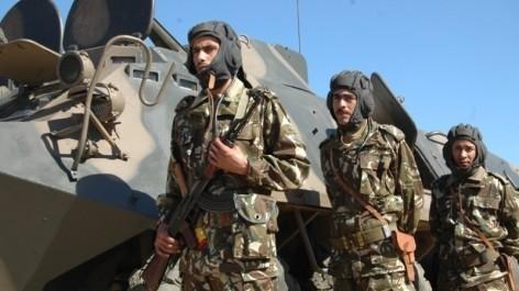 Arrestation d'un terroriste à El-Oued et 2 éléments de soutien aux groupes terroristes à Tlemcen et Constantine (MDN)