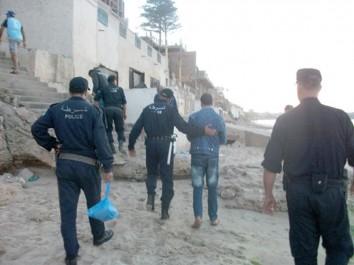 L'un d'eux faisait l'objet d'un mandat d'arrêt: Arrestation de deux dealers à Aïn El Turck