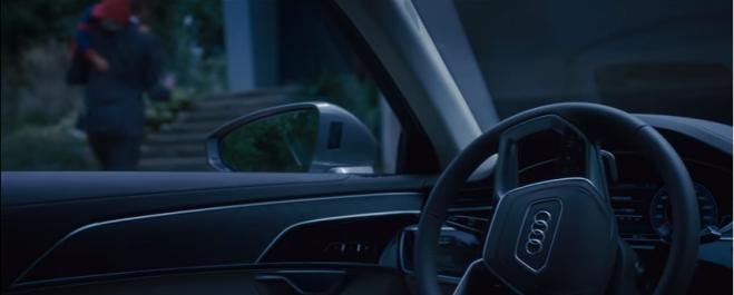 Volkswagen Group : Premier teaser de la nouvelle Audi A8