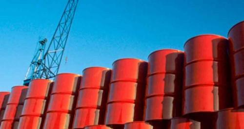 Les prix du pétrole terminent la semaine à plus de 49 dollars:  5 sur 5 pour le baril