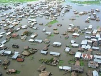 Intempéries au Bénin : plus des trois quarts de Cotonou inondés