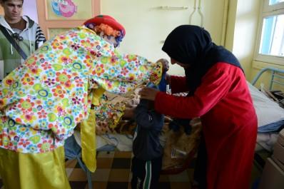 Collecte de Jouets pour les enfants hospitalisés et démunis à Oran: Un jouet, un sourire