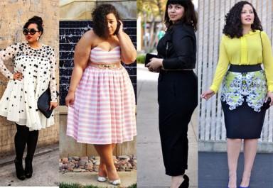 Mode : je suis forte, comment je m'habille ?
