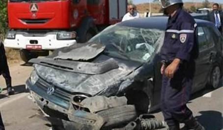 Annaba : 2 morts et 5 blessés dans un carambolage