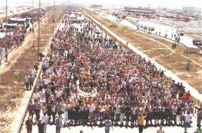 Il y a seize ans, la marche historique du 14 juin 2001 : La mémoire oubliée du printemps noir de Kabylie