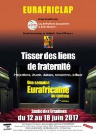 Paris: Une semaine Eurafricaine au cinéma
