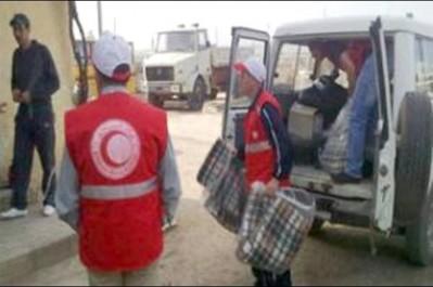 Algérie : plus de 8.000 familles démunies reçoivent des aides (Croissant rouge)