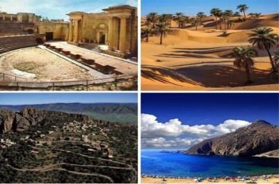 Avant d'aller à l'étranger, je découvre l'Algérie