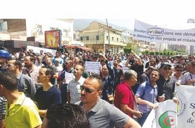 Cevital : marche grandiose jeudi à Béjaïa