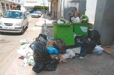 Gestion des déchets ménagers:  L'Arlésienne