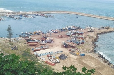 Aïn Témouchent: Les marins pêcheurs estiment qu'il constitue un obstacle pour le passage des bateaux: L'ensablement du port de Béni Saf pose problème