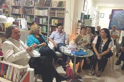 Librairie Point-Virgule de Chéraga: Les belles lettres en menu de soirée