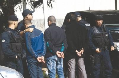 Arrestation d'un baron de drogue à Baraki (Alger)