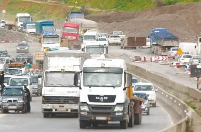 Travaux sur le tronçon autoroutier reliant Bouira à Lakhdaria: Le cauchemar des embouteillages continue
