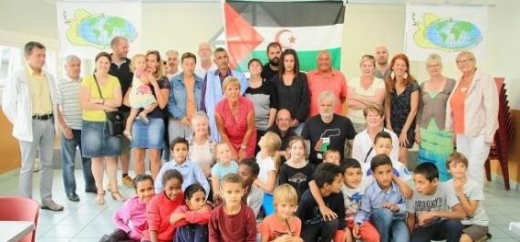 Espagne: 1277 enfants sahraouis en Andalousie pour les vacances