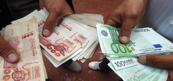 Marché informel de la devise: L'euro frôle la barre des 200 DA