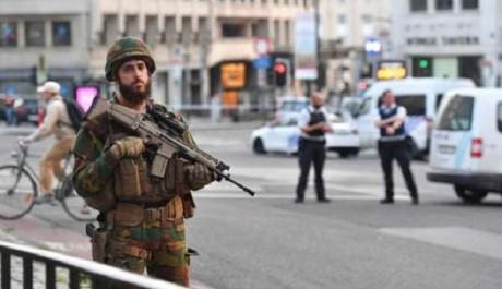 Explosion dans la gare centrale de Bruxelles, l'auteur présumé abattu