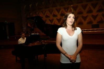 Alger- Concert de la Soprano Colombienne Monica Danilov en juillet