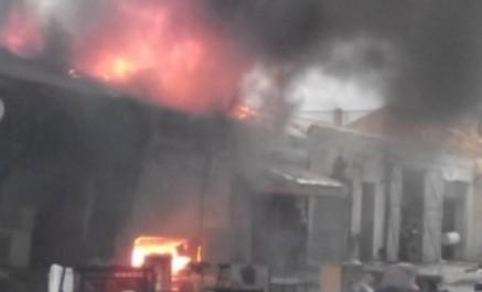 Algérie : 9 incendies enregistrés à Sétif au cours des dernières 24 heures
