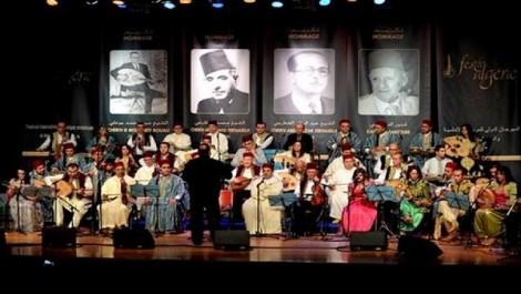 Annaba : Ouverture du Festival national de la musique et de la chanson citadines