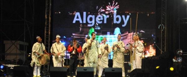 Amel Zen, Raina Rai, El Dey célèbrent la «Fête de la Musique» à Alger