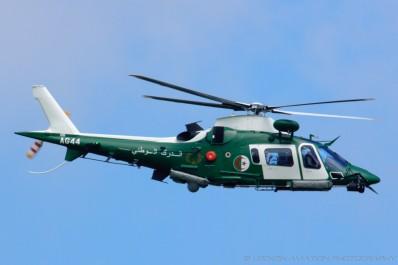 Crash d'un hélicoptère de la Gendarmerie Nationale à Mechria (Wilaya de Naâma)