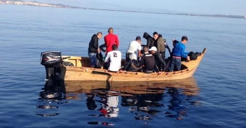Immigration clandestine à Mostaganem : Arrestation de 12 harragas