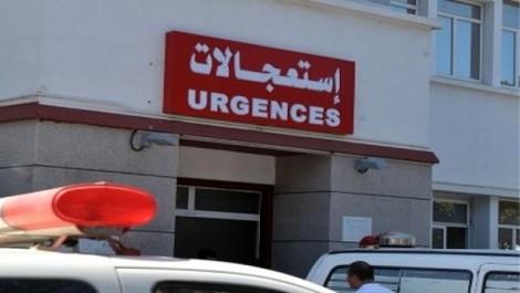 Tlemcen: Les urgences ne chôment pas
