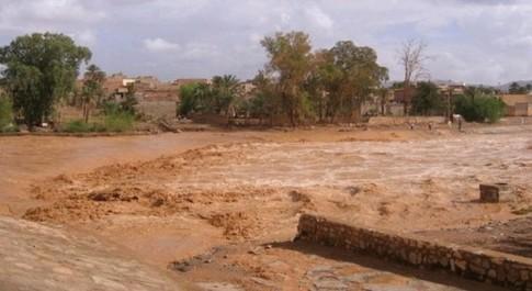 Perturbations météorologiques au sud du pays: Des inondations à Tamanrasset