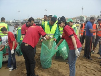 La société civile a un rôle important à jouer dans la préservation de l'environnement