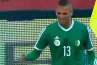 Brahimi : «Slimani est l'un des meilleurs joueurs de la sélection»