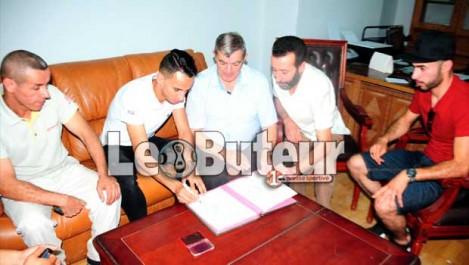 Hannachi fait le point : «Saâdou est une excellente  opération, Djabout signe aujourd'hui et Boukhenchouche a donné son OK»