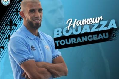 Hameur Bouazza rejoint le FC Tours