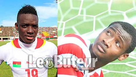 JSK / Mohamed Traoré et Kagambega Abdoul Rahim ……….