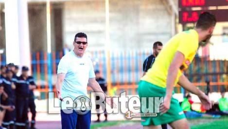 JSK : Rahmouni : «Maintenant il faut impérativement battre Bel Abbès ce samedi à Tizi»