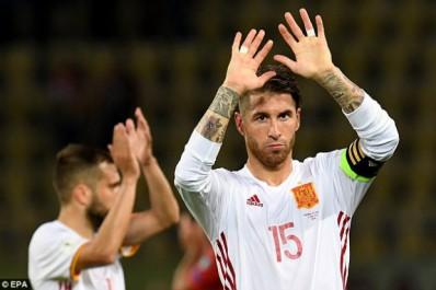La Réponse de Ramos à la provocation de Mourinho